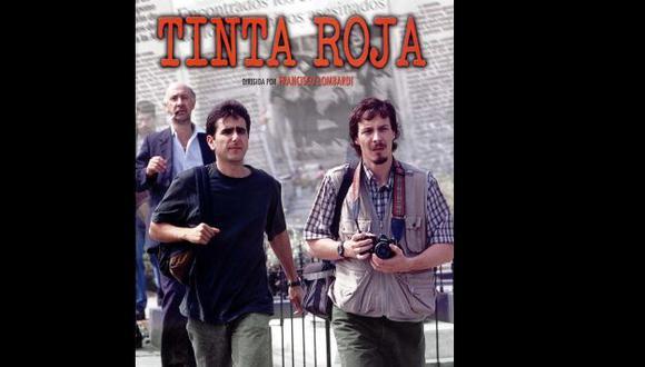 Hoy se proyecta 'Tinta Roja' dirigida por Francisco Lombardi (CinePeriodismoCultura)