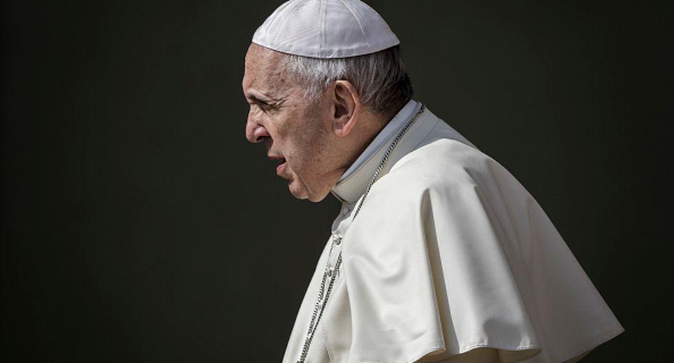 Papa Francisco acepta renuncia de tres obispos chilenos en medio de escándalo de abusos. (Getty)