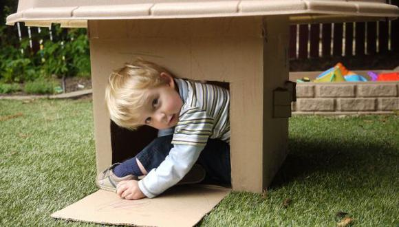 Enséñeles a los niños que los sismos son fenómenos naturales y que deben tener calma. (Internet)