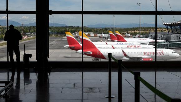 Foto referencial. España sufre una nueva ola de casos de coronavirus desde hace varias semanas. (OSCAR DEL POZO / AFP)