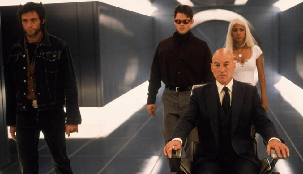 X-Men (2000) Primera aparición de Wolverine. (Captura)