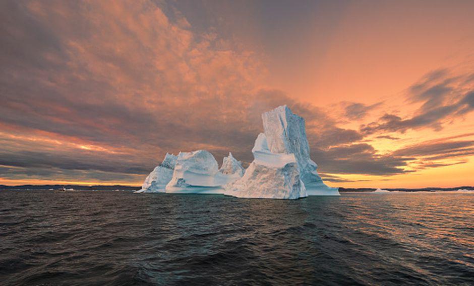 Directo al iceberg