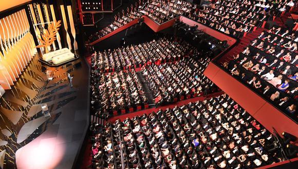 El Festival de Cannes podría aplazarse al verano si la situación no mejora. (Foto: ANTONIN THUILLIER / AFP)