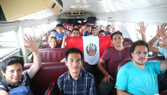 Más de 13 mil peruanos han sido repatriados durante estado de emergencia (Foto: Ministerio de Relaciones y Exteriores)