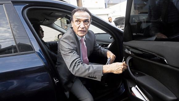 """Congresista de Fuerza Popular considera que conversaciones con el gobierno son """"en vano"""". (USI)"""