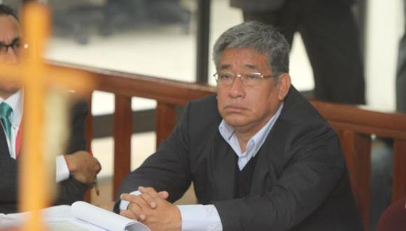 Miguel Facundo Chinguel tiene mandato de detención por 9 meses. (Difusión)