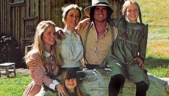 "El elenco principal de la serie de antaño ""La familia Ingalls"". (Foto: NBC)"