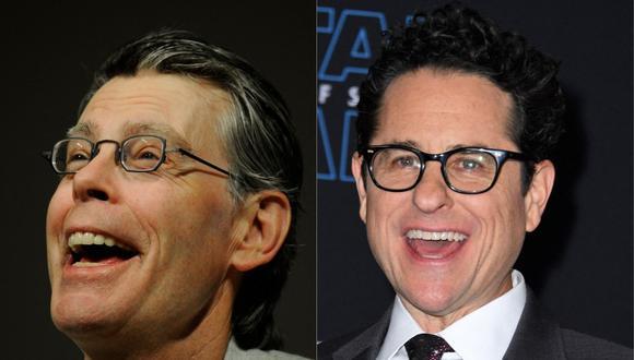 Stephen King y J.J. Abrams estrenarán una serie para Apple. (Foto: AFP)