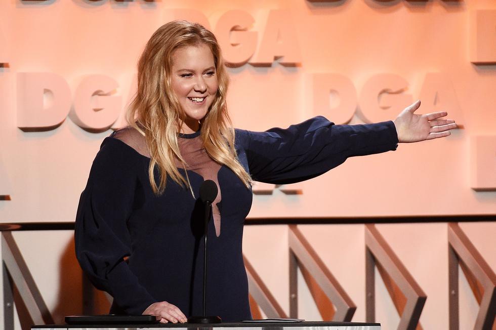 Amy Schumer anuncia segundo especial de comedia en Netflix(Foto: AFP)