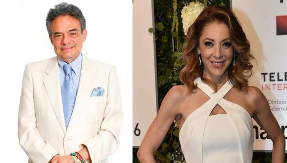 El famoso cantante y la talentosa actriz son dos de las figuras más importantes de México. (Foto: composición)