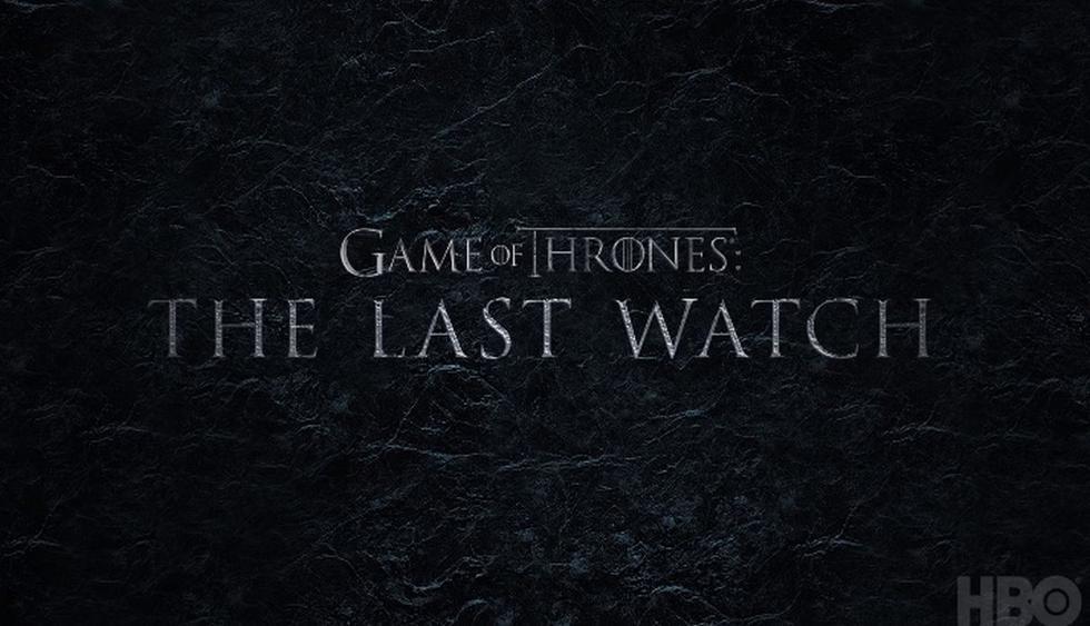 """Se acaba de estrenar el tráiler oficial del documental de """"Game of Thrones"""" que se emitirá el 26 de mayo. (Foto: Captura de video)"""