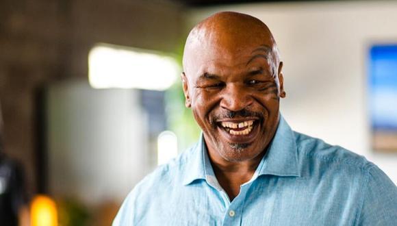 Mike Tyson hizo una nueva reveladora confesión sobre su vida. (Foto: Mike Tyson en Facebook)