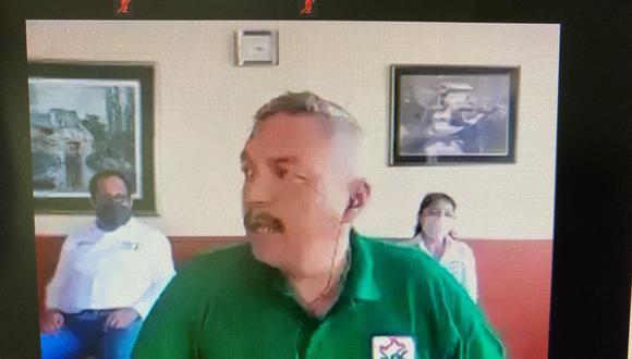 """El candidato presidencial Alberto Beingolea calificó de """"arbitraria"""" la decisión del JNE que sacó de carrera a los candidatos congresales de Lima (Captura de Pantalla)."""