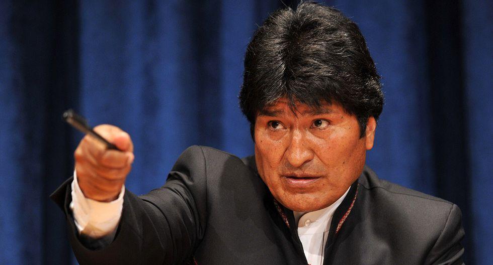 """La renuncia de Evo Morales fue denunciada como """"golpe de Estado"""" por gobiernos de izquierda de América Latina, entre ellos México, Cuba, Argentina, Venezuela y Uruguay. (Foto: AFP)"""
