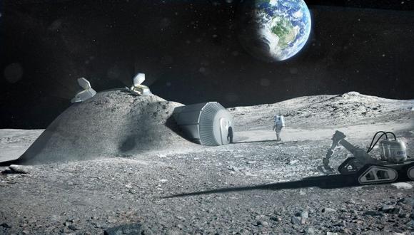 En enero pasado, el responsable de Roscosmos anunció que Rusia retoma su programa lunar y que en 2021 enviará una nave al satélite natural de la Tierra. (Foto: EFE)