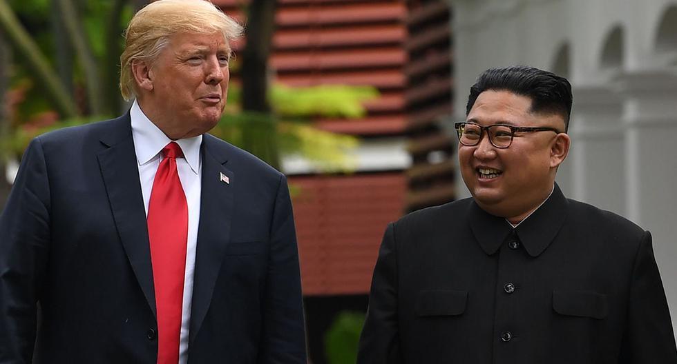 La relaciones entre Washington y Pyongyang se han enfriado de forma progresiva desde la fallida cumbre de Hanói de febrero de 2019. (Foto: AFP)