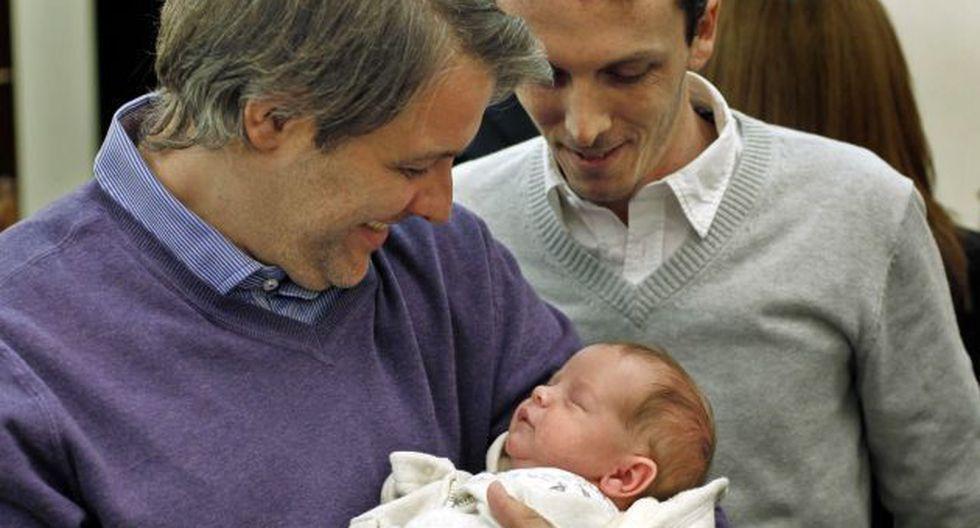 VIENTRE DE ALQUILER. Bebé nació por inseminación artificial. (Internet)
