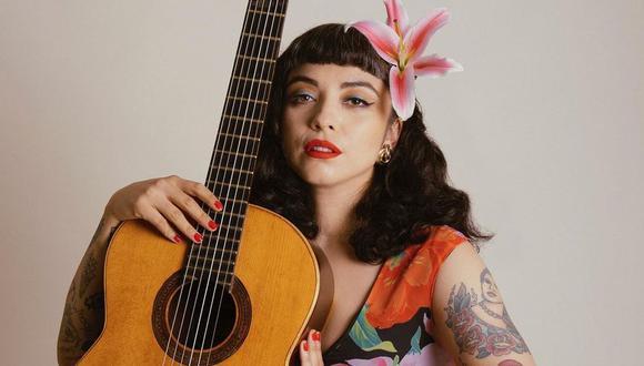 Mon Laferte prepara su nuevo disco para 2021 basado en el folclore mexicano. (Foto: @monlaferte)
