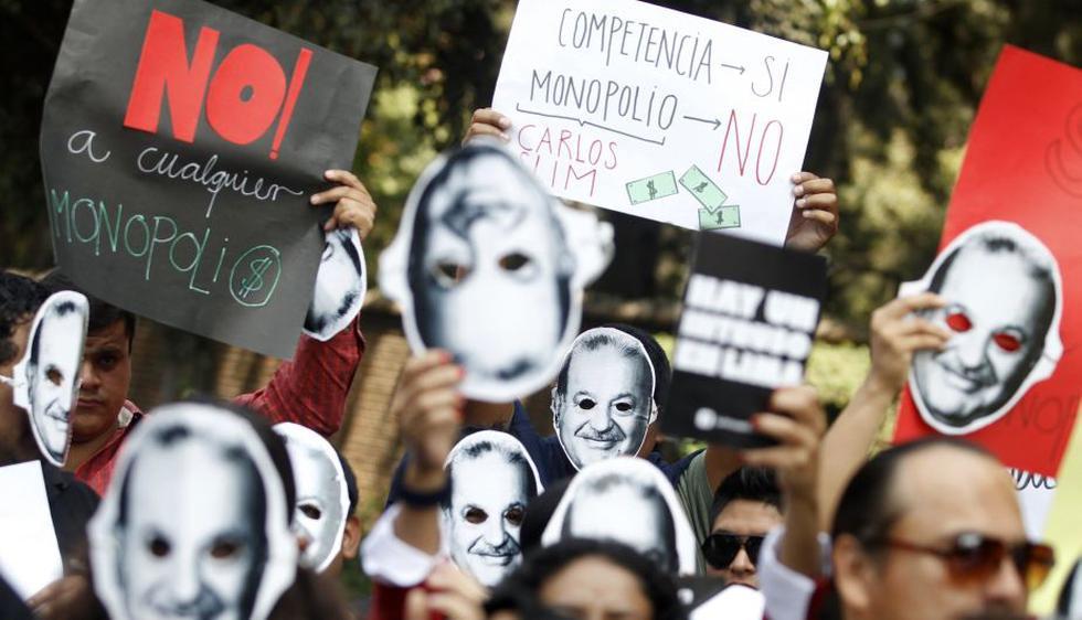 Carlos Slim está en Lima por el XI Encuentro de empresarios de América Latina-Padres e Hijos. (Reuters)