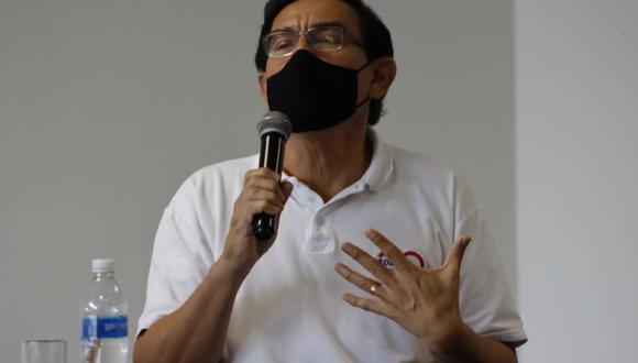 Vizcarra carga siete denuncias constitucionales hasta ahora. Luego vendrá una de la comisión y otra de la Fiscalía (Randy Reyes).