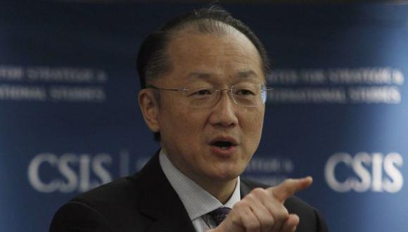 A Jim Yong Kim le interesa Perú. (Reuters)