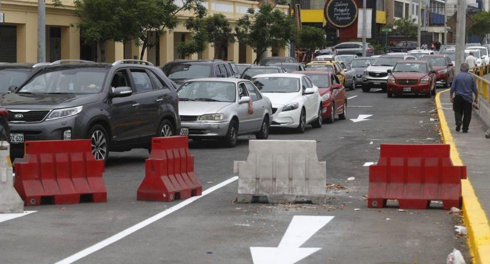 Según Carlos Bringas, gerente de Infraestructura Vial de Emape, el puente Leoncio Prado permitirá la circulación vehicular, así como peatonal entre los distritos de Miraflores y Surquillo. (Foto: GEC/Cesar Campos)
