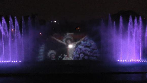 El espectáculo multimedia virtual incluirá una recopilación de imágenes de la procesión del Cristo Moreno. (MML)
