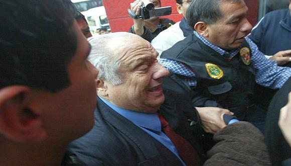 Alberto Químper, uno de .los principales procesados en este caso. (USI)