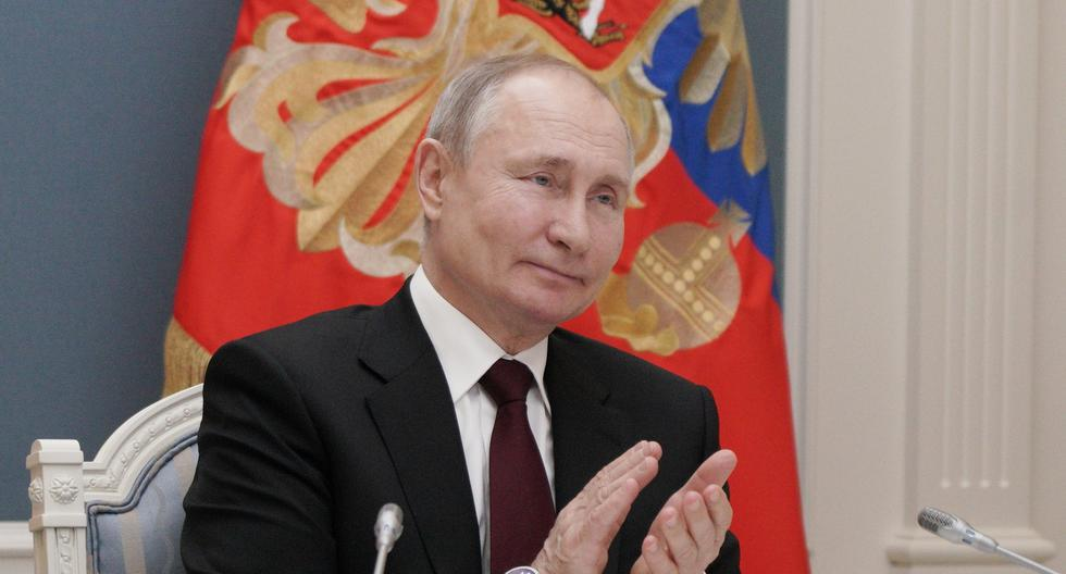 Vladimir Putin, presidente de Rusia. (Foto: EFE)