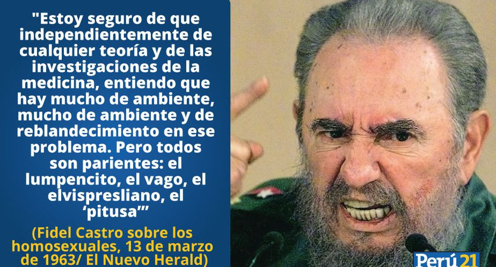 Frases De Fidel Castro Sobre Cuba La Revolución La