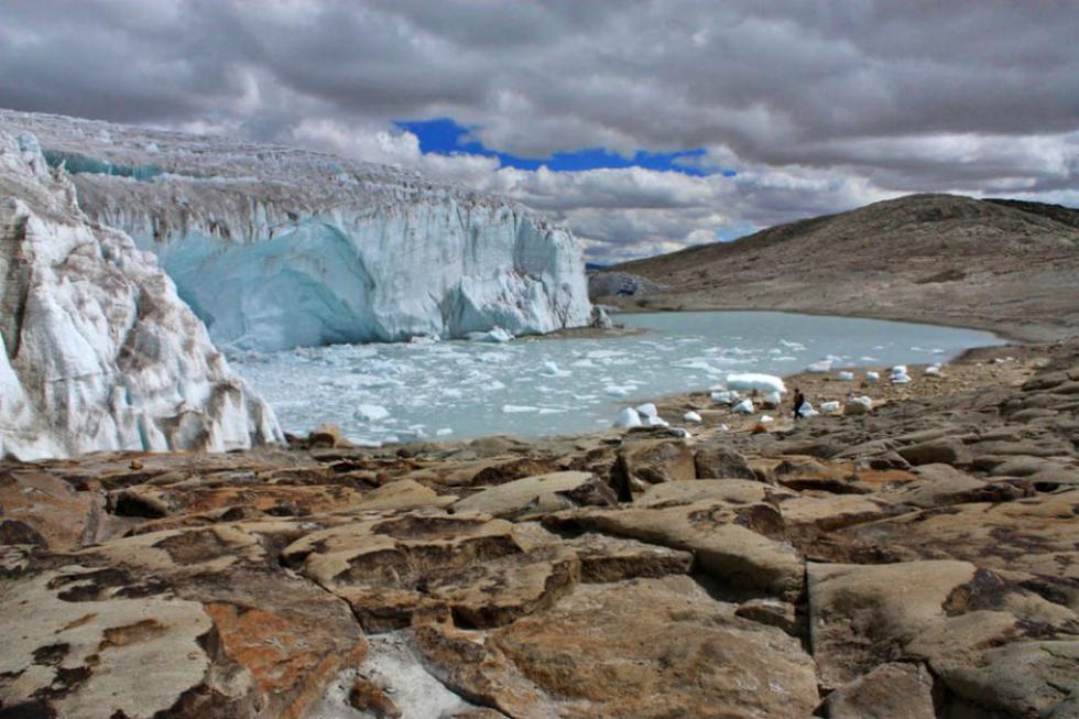 Cusco: Científicos revelan la fecha límite para evitar la desaparición del glaciar Quelccaya. (AFP)