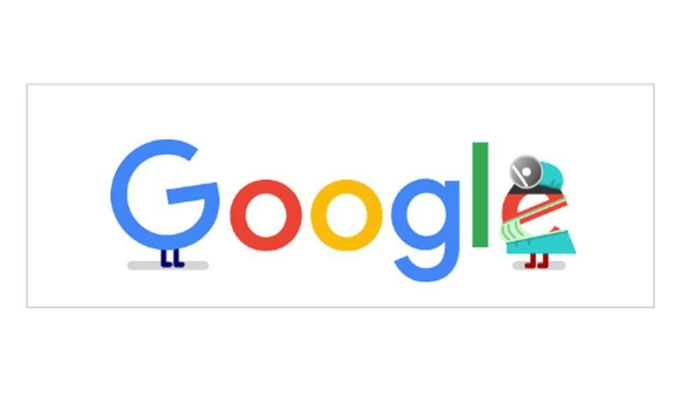 Google diseña doodles para agradecer a los trabajadores que luchan contra la pandemia de COVID-19.