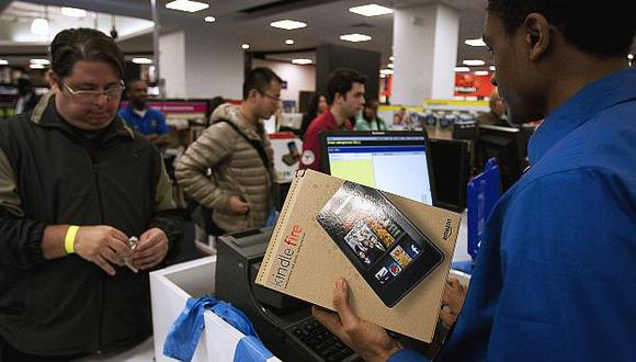 Las ventas del dispositivo fueron un éxito. (Bloomberg)