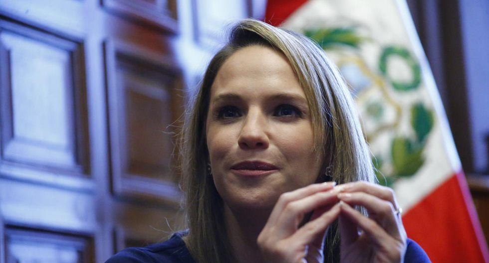 Luciana León es investigada por cobro de cupos al financista de la red criminal Los Intocables Ediles. (Luis Centurión/GEC)
