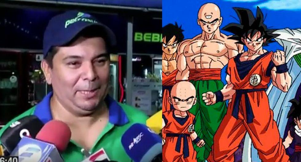 Uruguay: Trabajador de grifo frustró asalto con técnicas que aprendió en Dragon Ball.