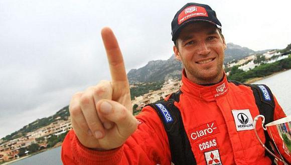 Nicolás Fuchs irá por el Mundial de Rally 2. (Difusión)