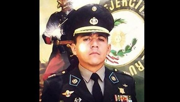 Mayor del Ejército, Carlos Trauco Galán. (Foto: Noticias Piura)