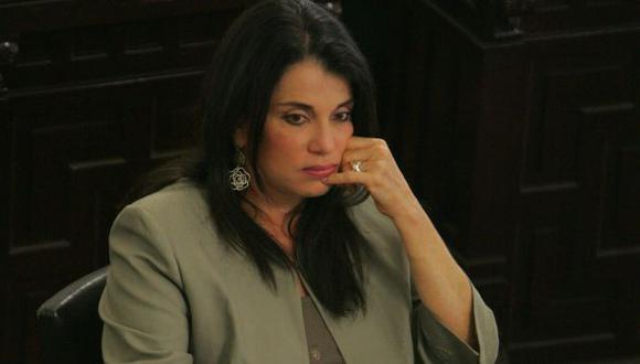 Pilar Freitas era la candidata de Perú Posible a la Defensoría del Pueblo. (Perú21)