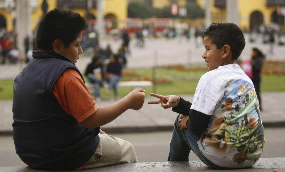 Niños compartidos. (USI)