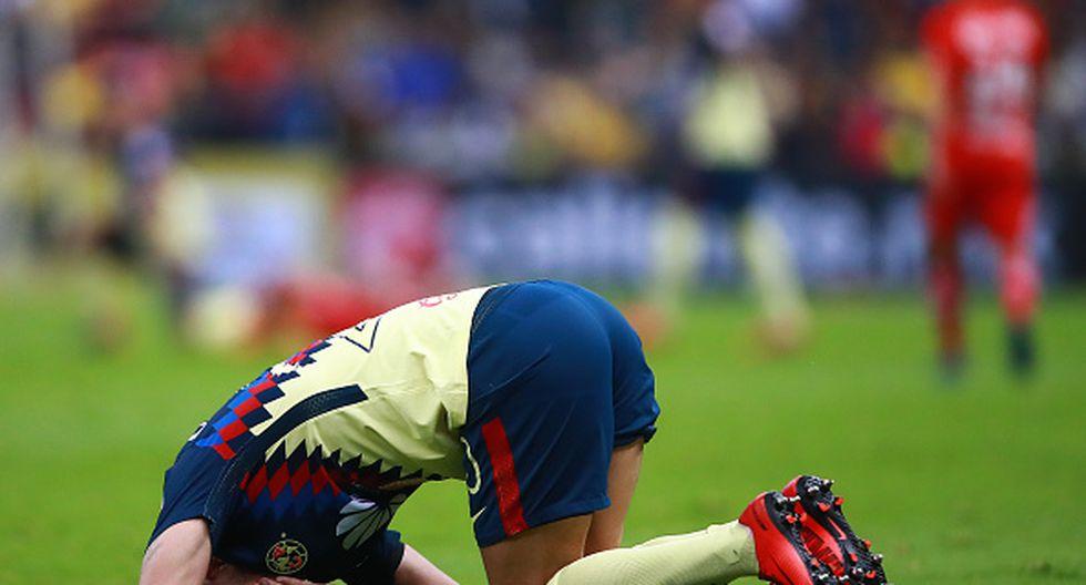 Miguel Herrera señaló que la lesión de Jérémy Ménez sería un desgarro. (GETTY IMAGES)