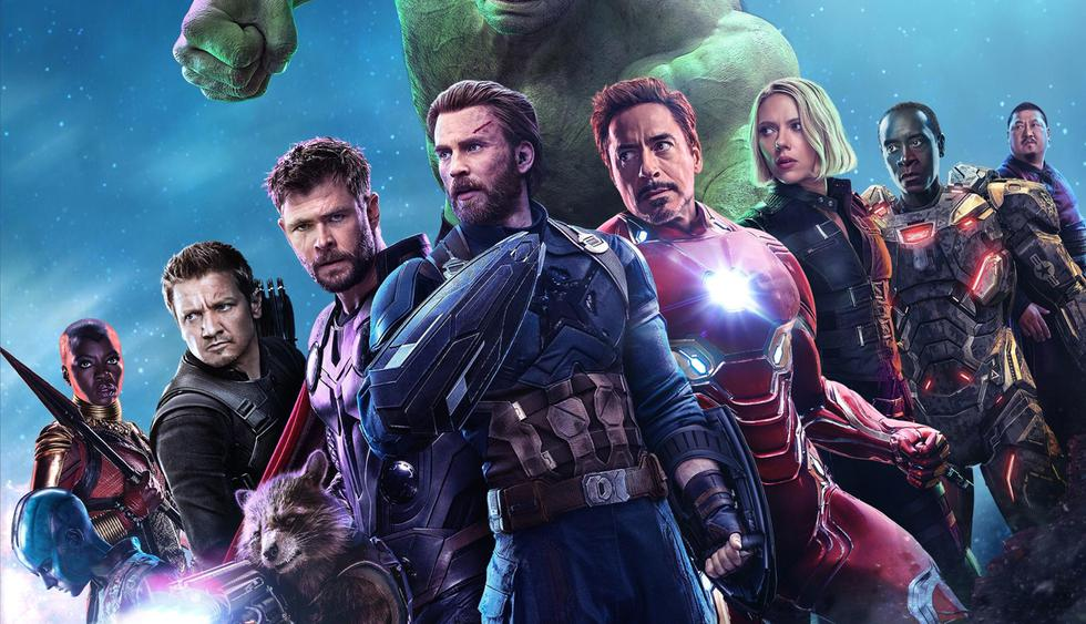 """""""Avengers 4"""": confirman que el tráiler se lanzará este año (Foto: Marvel Studios)"""