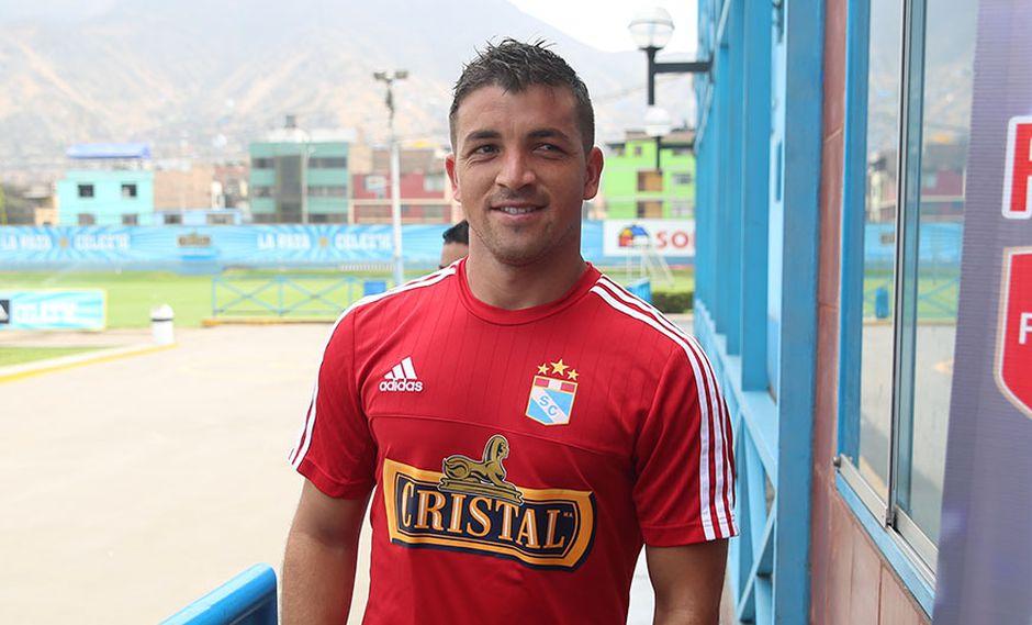 Gabriel Costa dejará un importante dinero en Sporting Cristal si se concreta su venta a Colo Colo. (Foto: Alonso Chero/GEC)