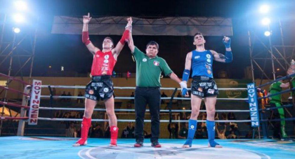 El Campeonato Panamericano de muay thai IFMA 2016 se realizó   del 1 al 4 de diciembre. (Andina)