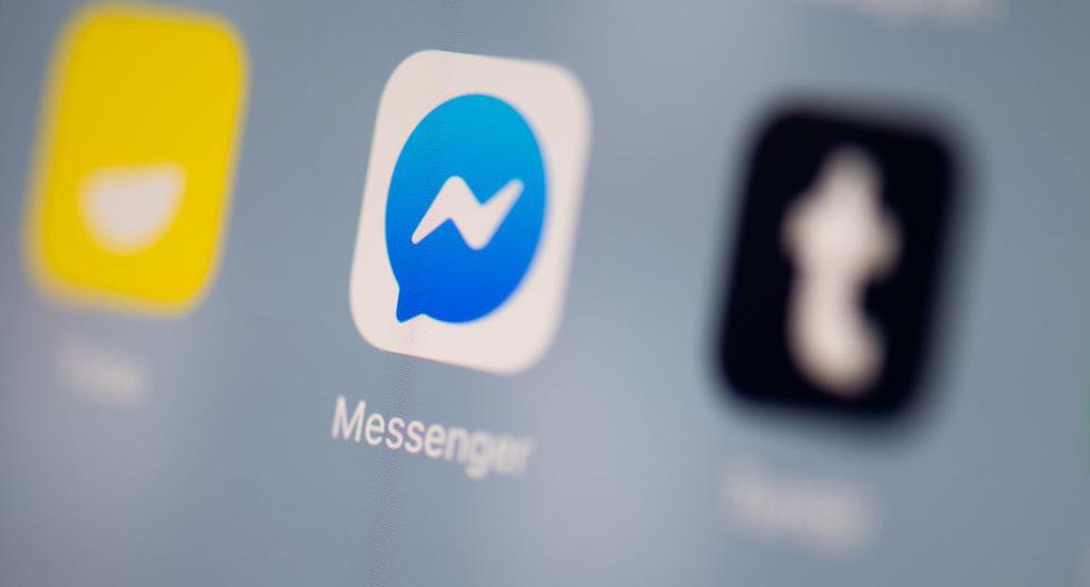 Facebook Messenger ha presentado problemas en los últimos minutos. (Martin BUREAU/AFP).