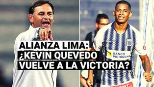 Alianza Lima: Carlos Bustos se refirió al posible fichaje de Kevin Quevedo para esta temporada