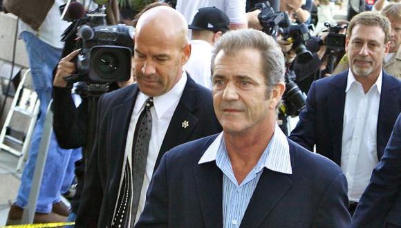 Mel Gibson se peleó con su madrastra debido al estado de salud de su padre. (AP)