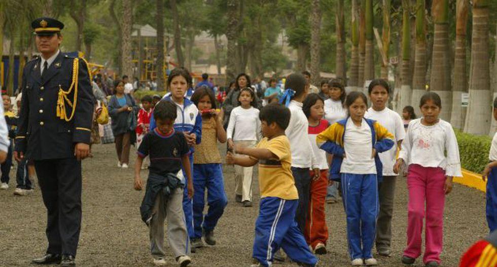 Habrá una variada agenda para los niños. (USI/Referencial)