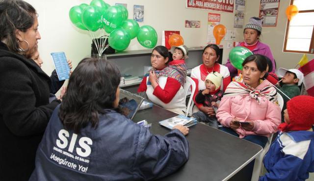 Perú: SIS: ¿Cómo saber si mi Seguro Integral de Salud está activo? |  NOTICIAS PERU21 PERÚ