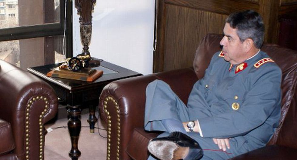 DESCUBIERTO. El general en retiro Alfredo Ewing Pinochet integra Consejo Nacional de Educación. (www.cnad.cl)