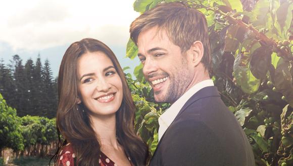Laura Londoño y William Levy serán los protagonistas de la nueva versión de Café, con aroma de mujer (Foto: RCN)